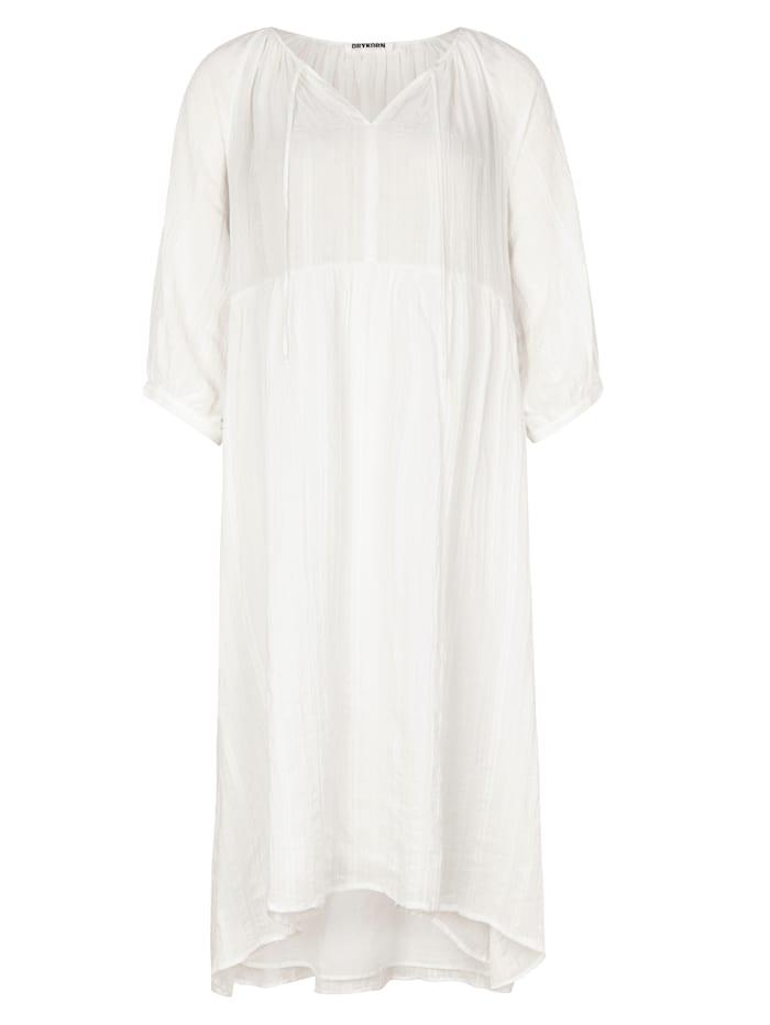 DRYKORN Kleid, Weiß