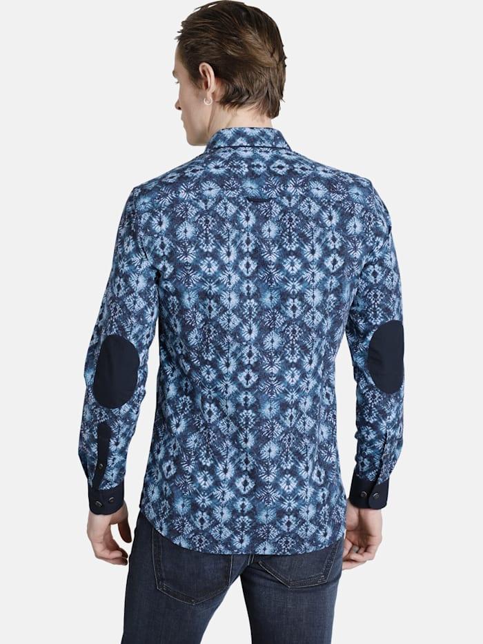 Shirtmaster Hemd baticflower
