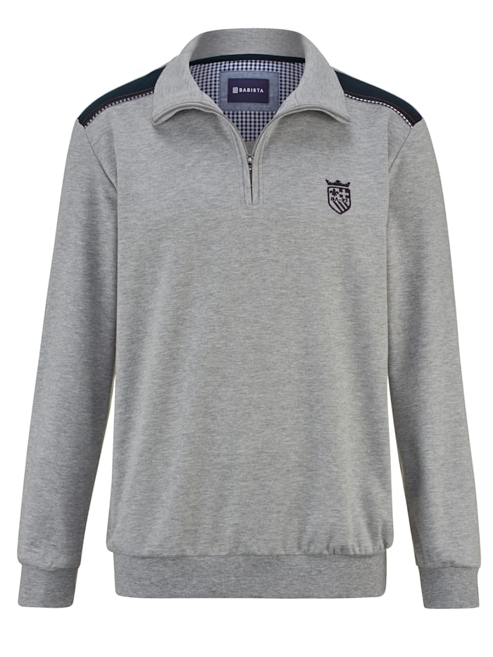 BABISTA Sweat-shirt, Gris