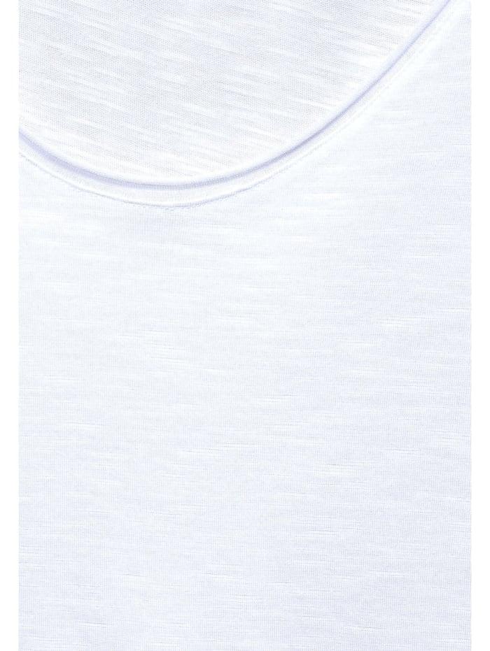 Basic Shirt mit 3/4 Ärmel