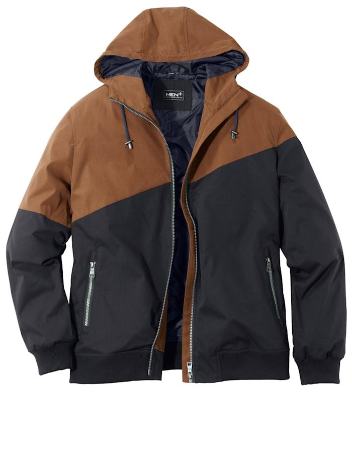 Hupullinen takki