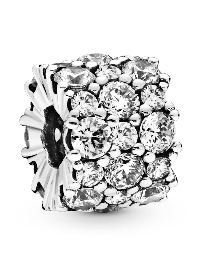 Pandora Charm -Klares Funkeln überall- 798487C01, Silberfarben