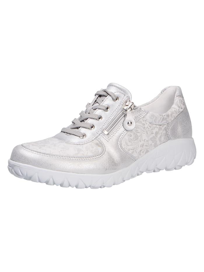 Waldläufer Sneakers, silber