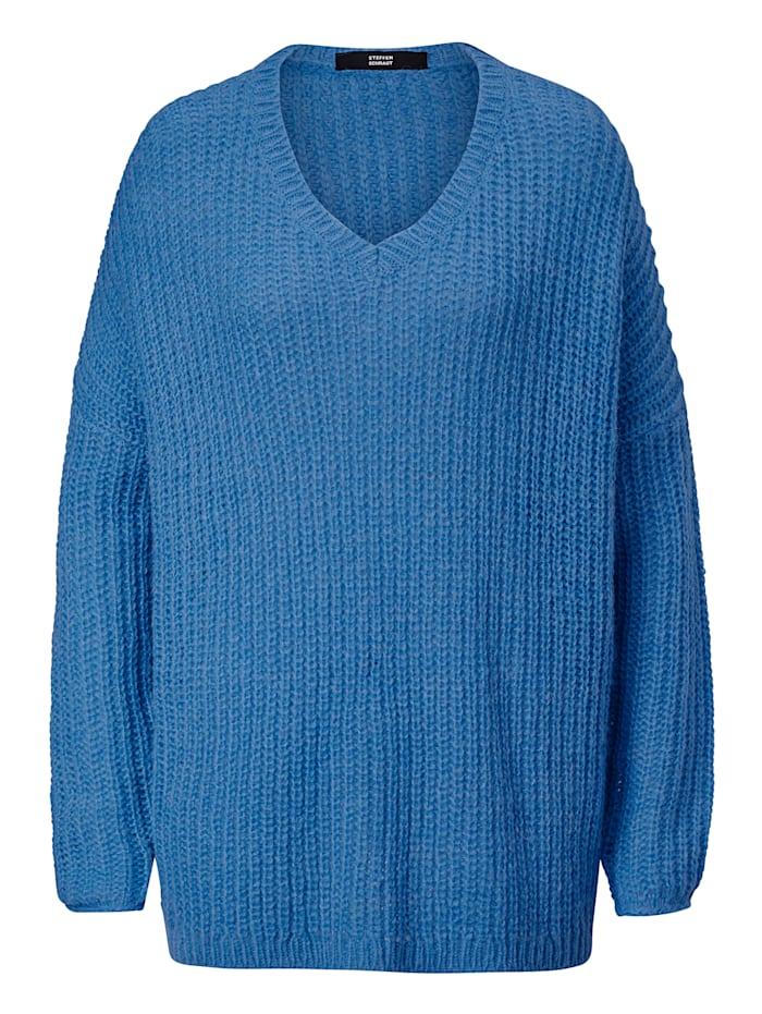 STEFFEN SCHRAUT Pullover, Blau