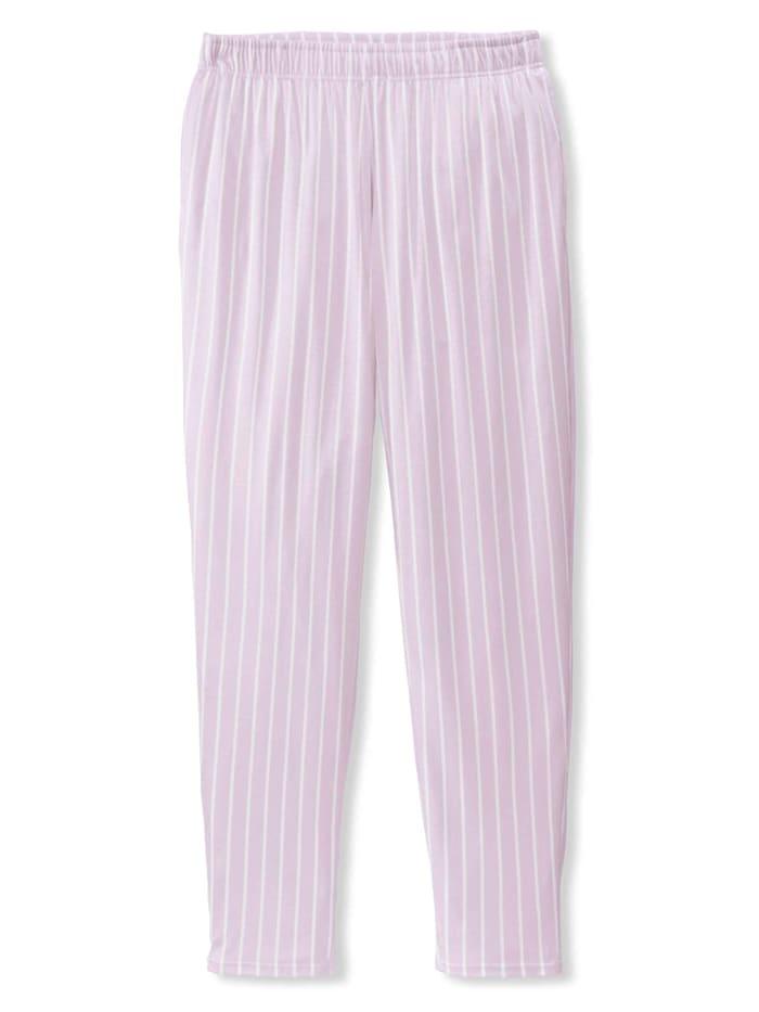 Calida Pants STANDARD 100 by OEKO-TEX zertifiziert, Lavender Frost Print