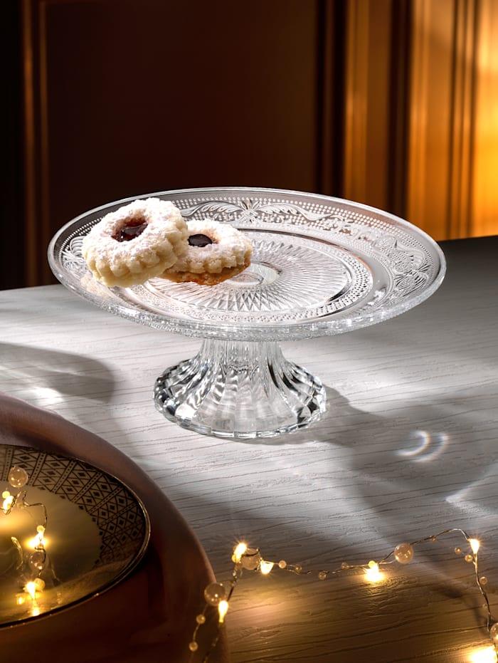 Talíř na dorty, Ø cca 18 cm
