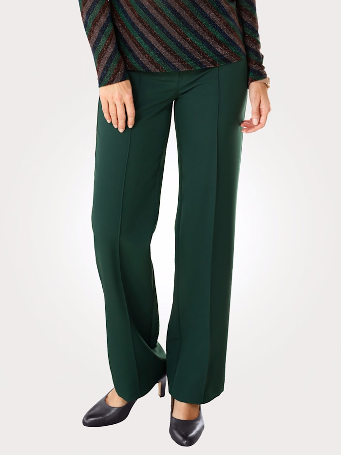 MONA Hose in Bi-elastischer Qualität, Grün