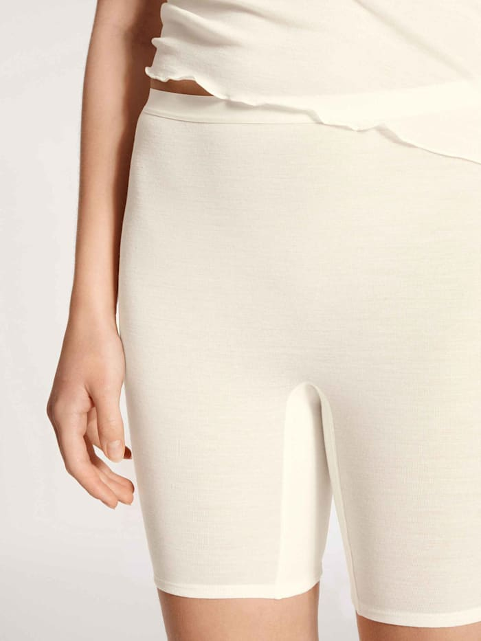 Pants aus Wolle-Seide Ökotex zertifiziert