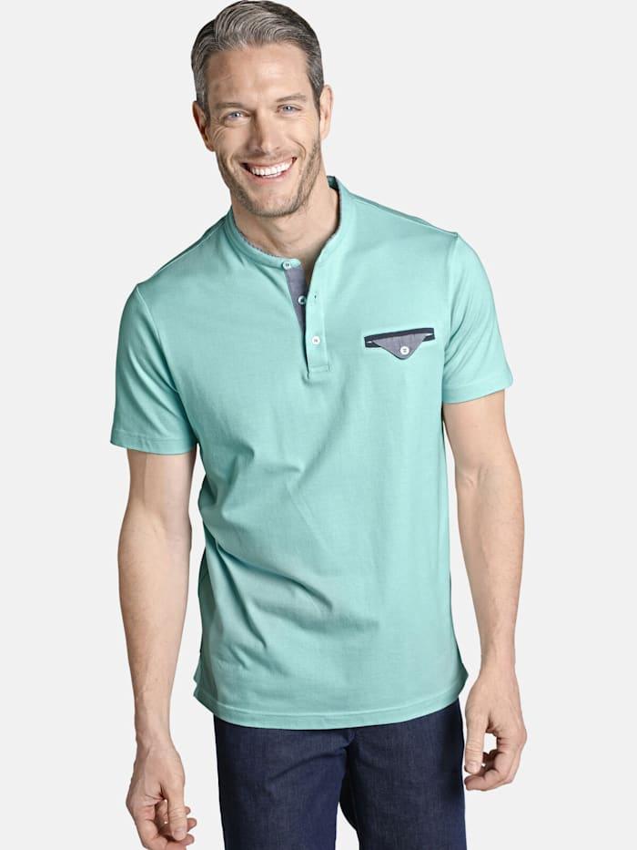 Charles Colby Charles Colby T-Shirt SADWYN, türkis