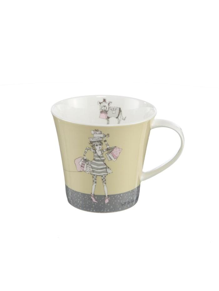 "Goebel Coffee-/Tea Mug Barbara Freundlieb - ""Die tut nix"""