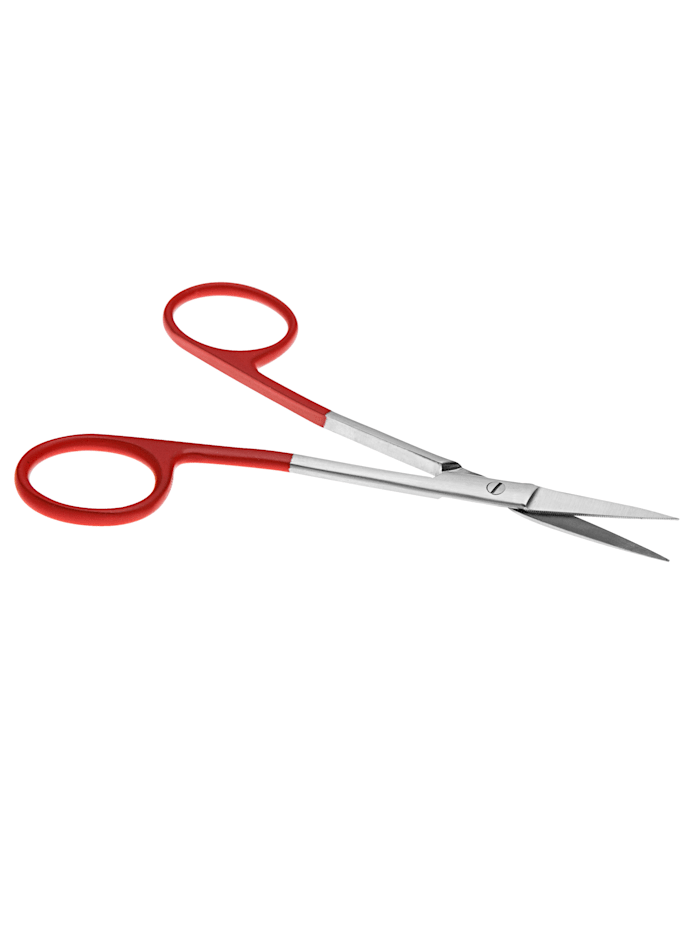 Tifall Set nagelschaartjes, zwart/rood