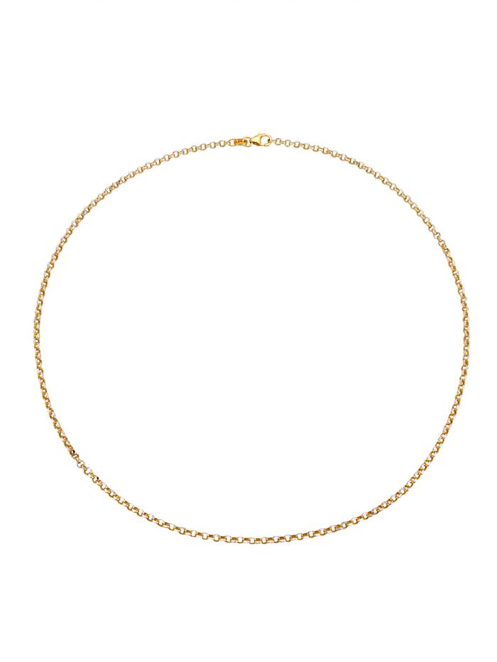 Kultainen ankkuriketju, Keltakullanvärinen