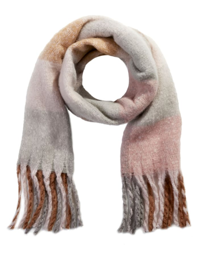 REKEN MAAR Schal, Multicolor
