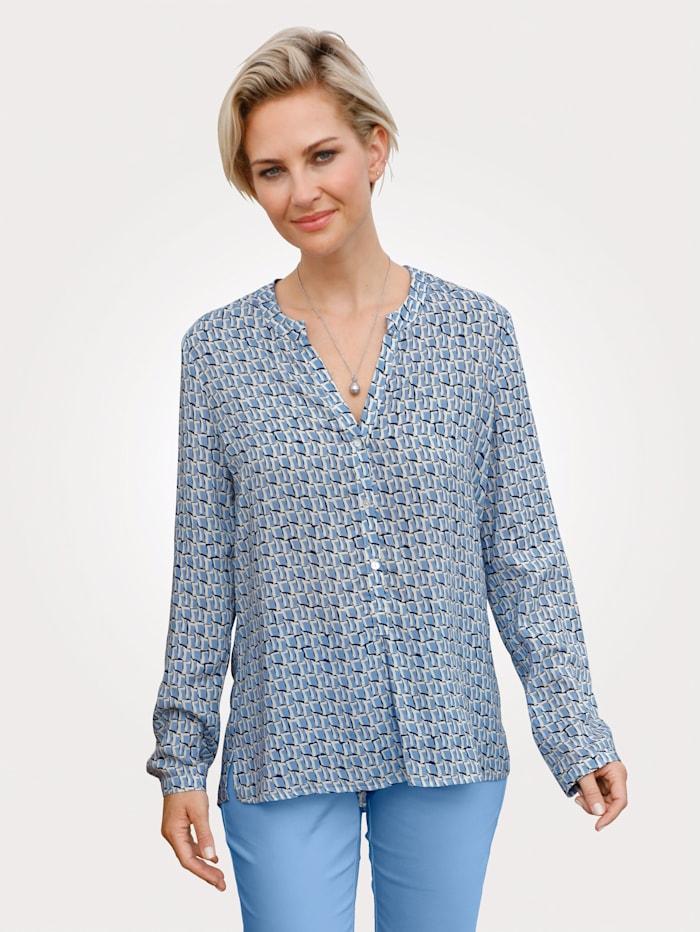 Slip-on blouse