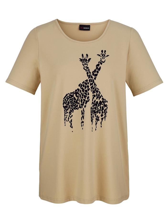 Shirt mit Tiermotiv