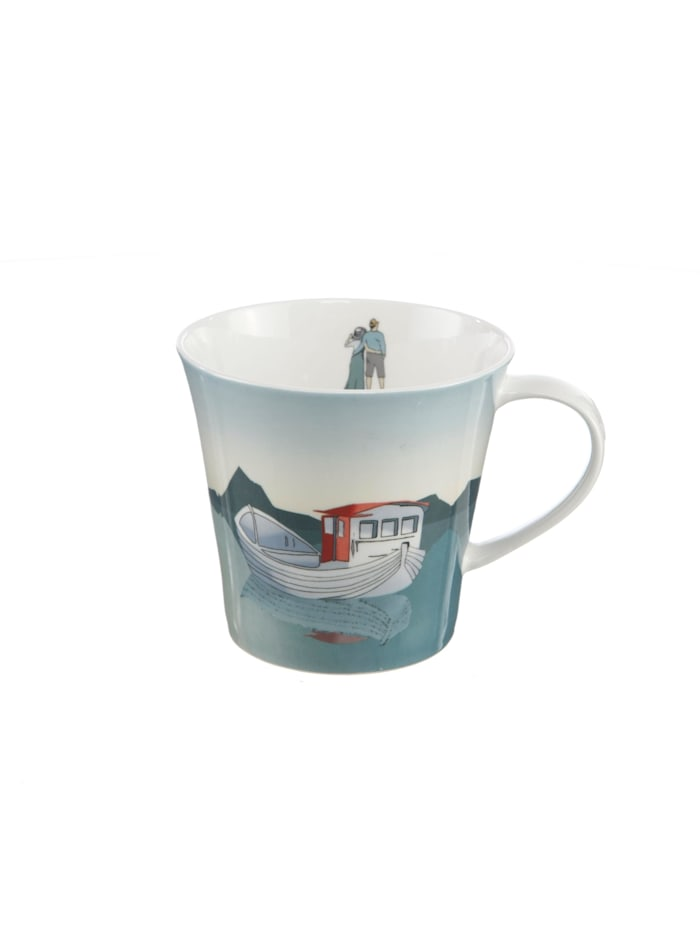 Goebel Coffee-/Tea Mug Fishing Boat