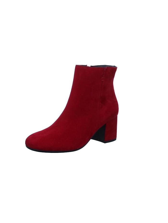 Paul Green Damen Stiefelette in rot, rot