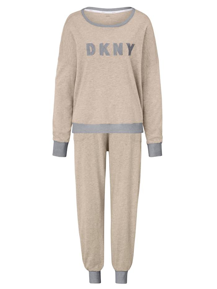 DKNY Pyjama, Beige