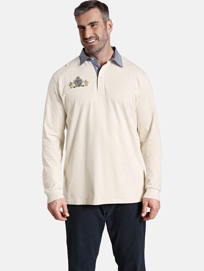 Charles Colby Charles Colby Sweatshirt EARL WILLIE, beige
