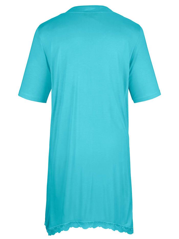 Perhoskuvioitu paita