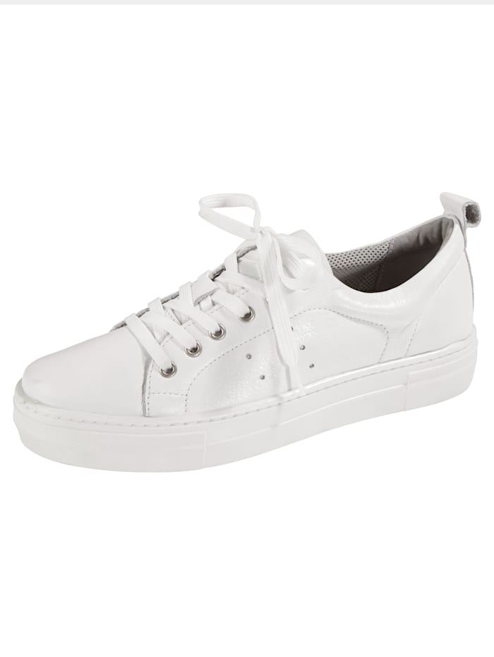 Liva Loop Sneaker in modieuze stijl, Wit