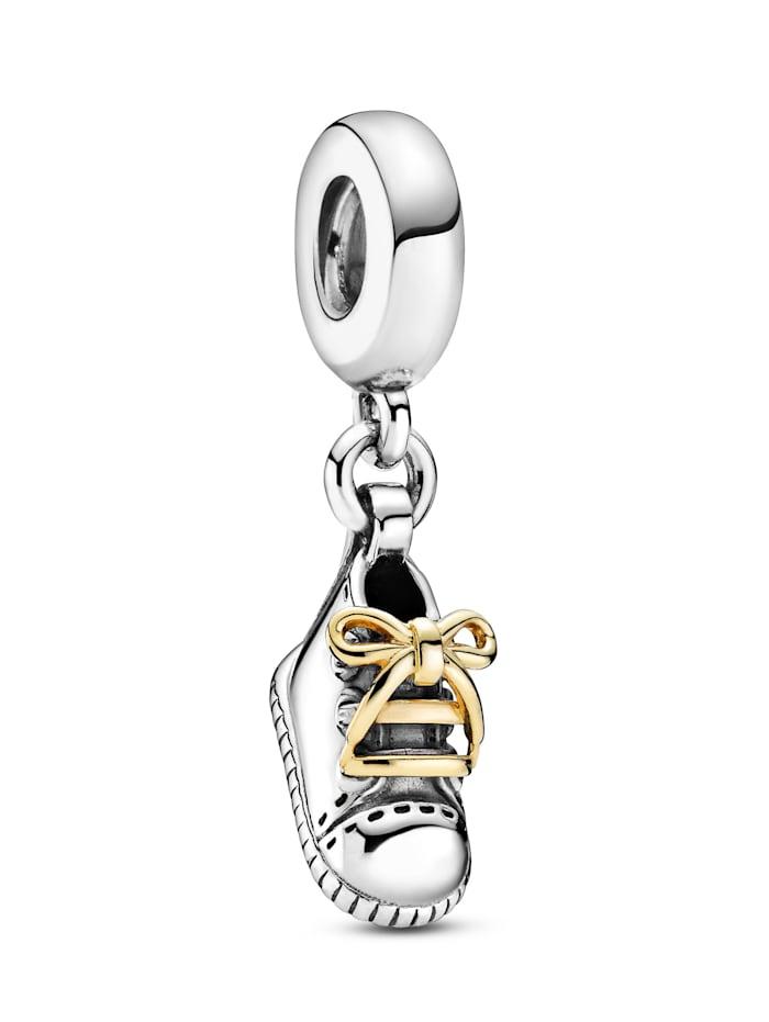 Pandora Charm-Anhänger - Babyschuh - 799075C00, Silberfarben