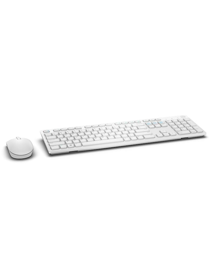 Desktop-Set Wireless-Tastatur und -Maus KM636