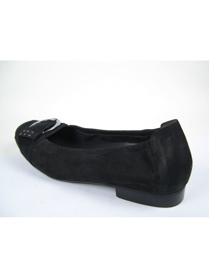 Semler Ballerinas, schwarz
