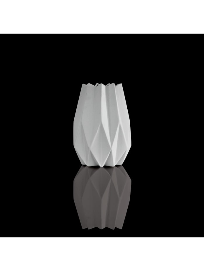 Kaiser Porzellan Kaiser Porzellan Vase Polygono Star, weiß