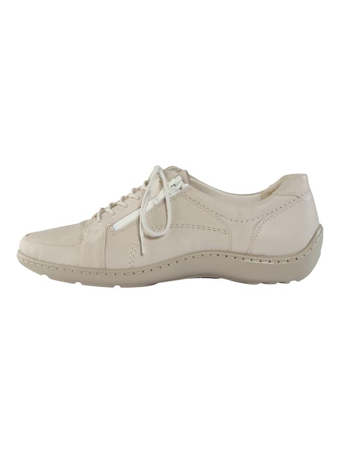 Šnurovacia obuv vhodná pre vložky do topánok