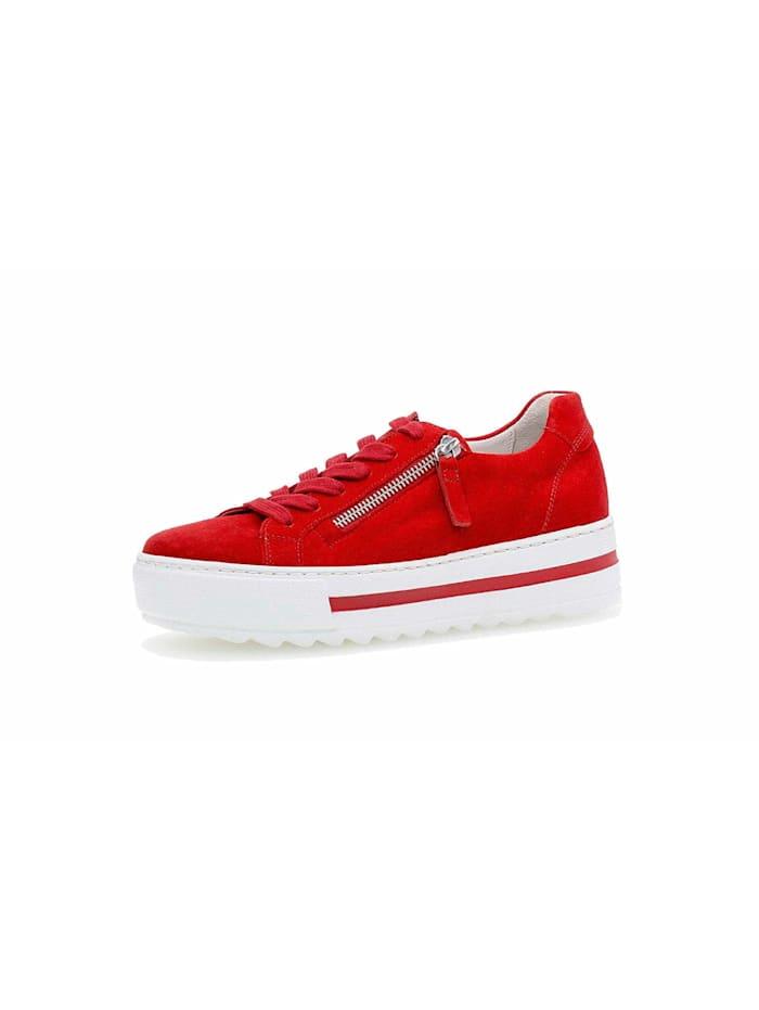Gabor Sneakers, rot