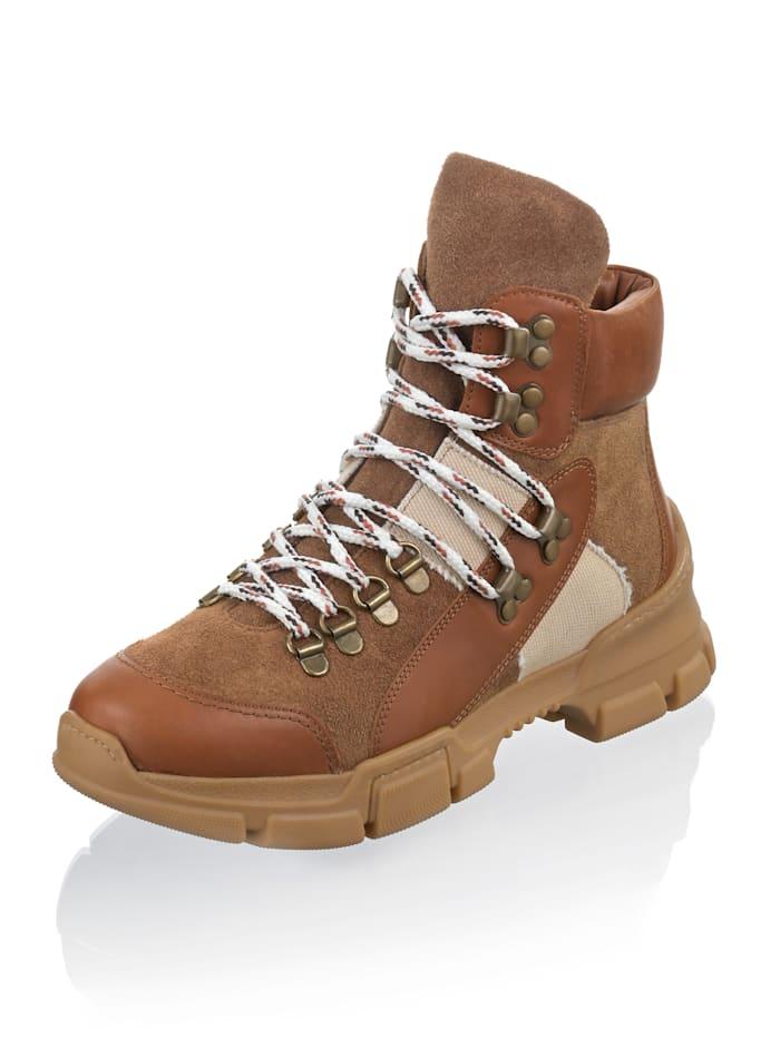 Alba Moda Boot, Cognac