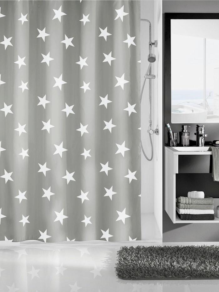 Kleine Wolke Dusjforheng -Nova-, grå/hvit