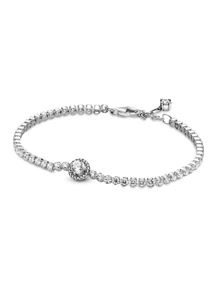 Pandora Armband -Funkelnder Heiligenschein- 599416C01, Silberfarben