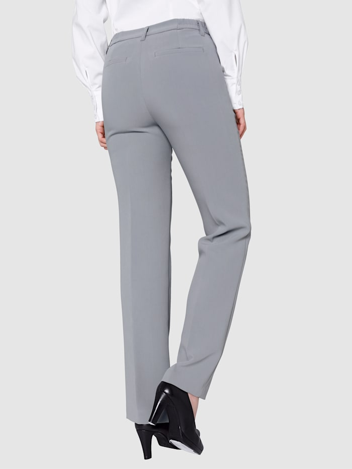 Trousers Zipped fastening