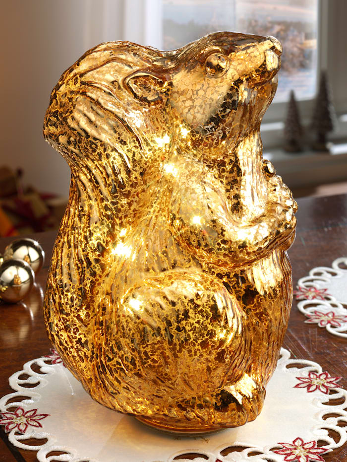 Écureuil décoratif à LED