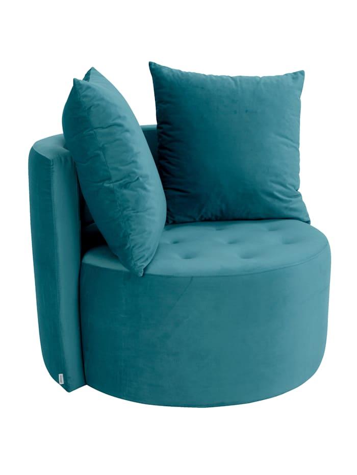 IMPRESSIONEN living Sessel, blau