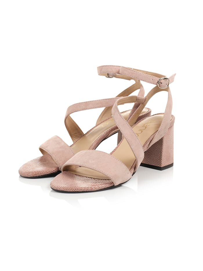 SIENNA Sandalette, Rosé