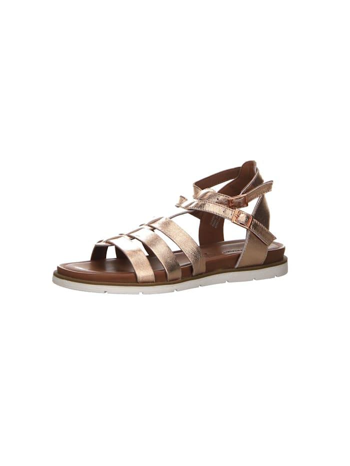 Salamander Sandalen/Sandaletten, gold