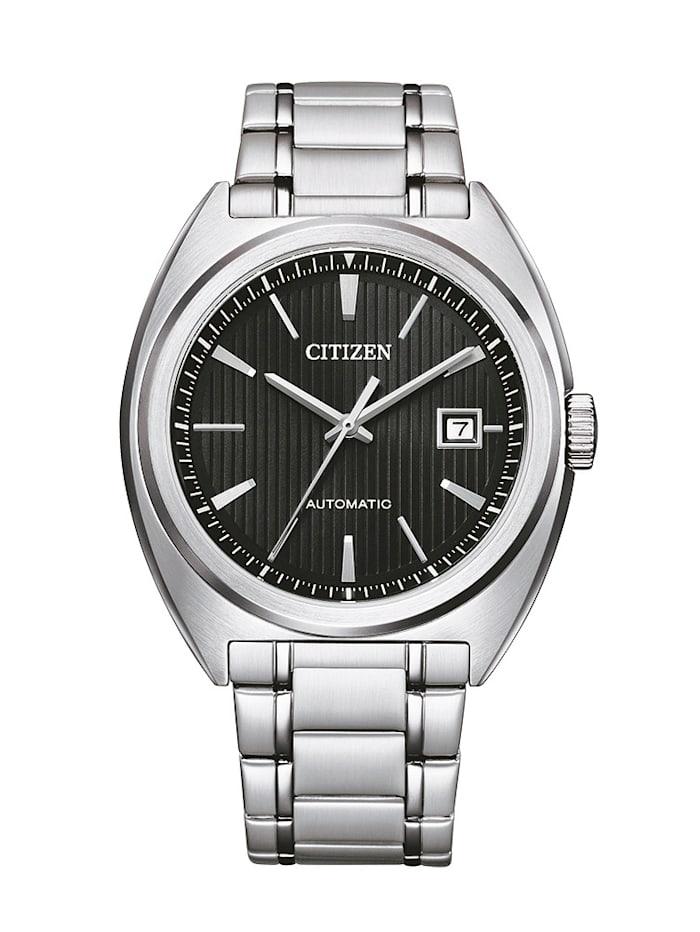 Citizen Herrenuhr NJ0100-71E, Silberfarben