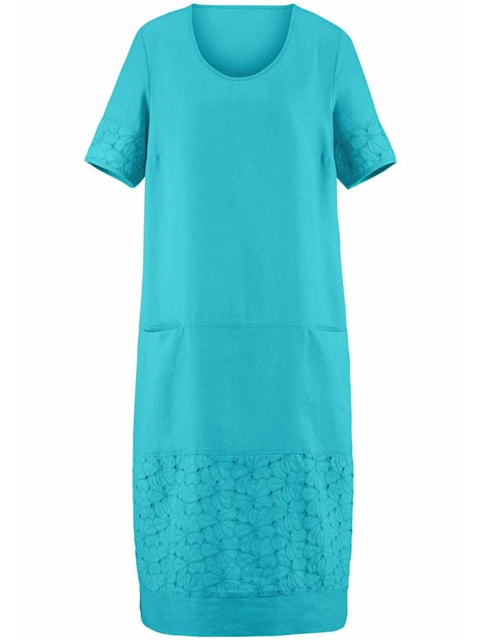 Anna Aura Abendkleid Kleid mit 1/2-Arm, türkis