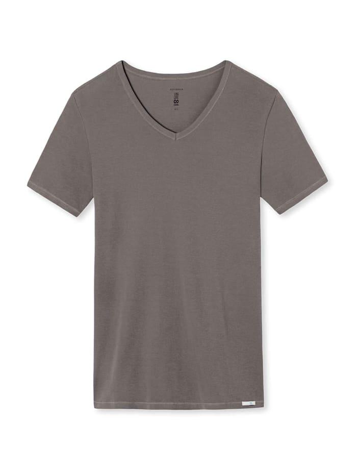 Unterhemd mit V-Ausschnitt Ökotex zertifiziert