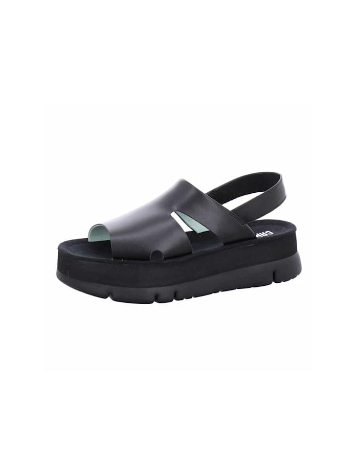 Camper Sandalen/Sandaletten, schwarz