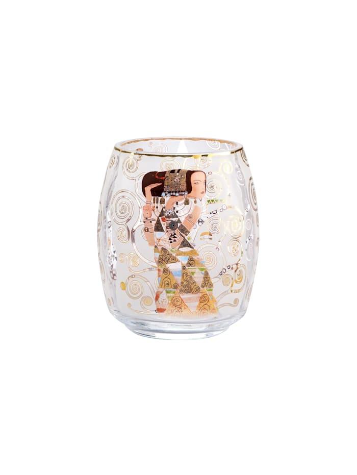 """Goebel Goebel Windlicht Gustav Klimt - """"Die Erwartung"""", Klimt - Erwartung"""