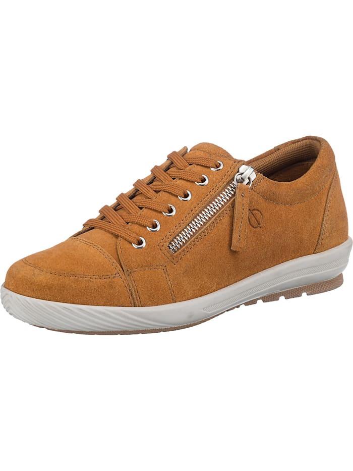 Paul Vestebro Soft Leder City Sneaker, cognac