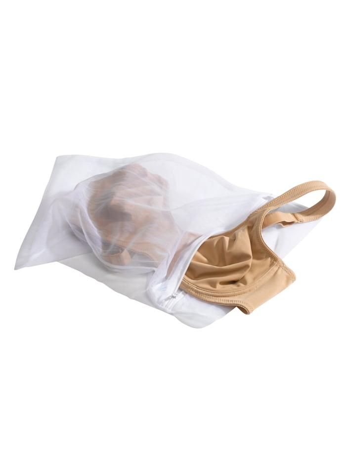Naturana Pytlík na prádlo - 3 kusy, Bílá