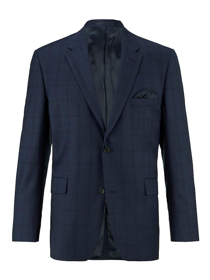 Babista Premium Veste de costume en laine mélangée de la gamme à combiner, Bleu