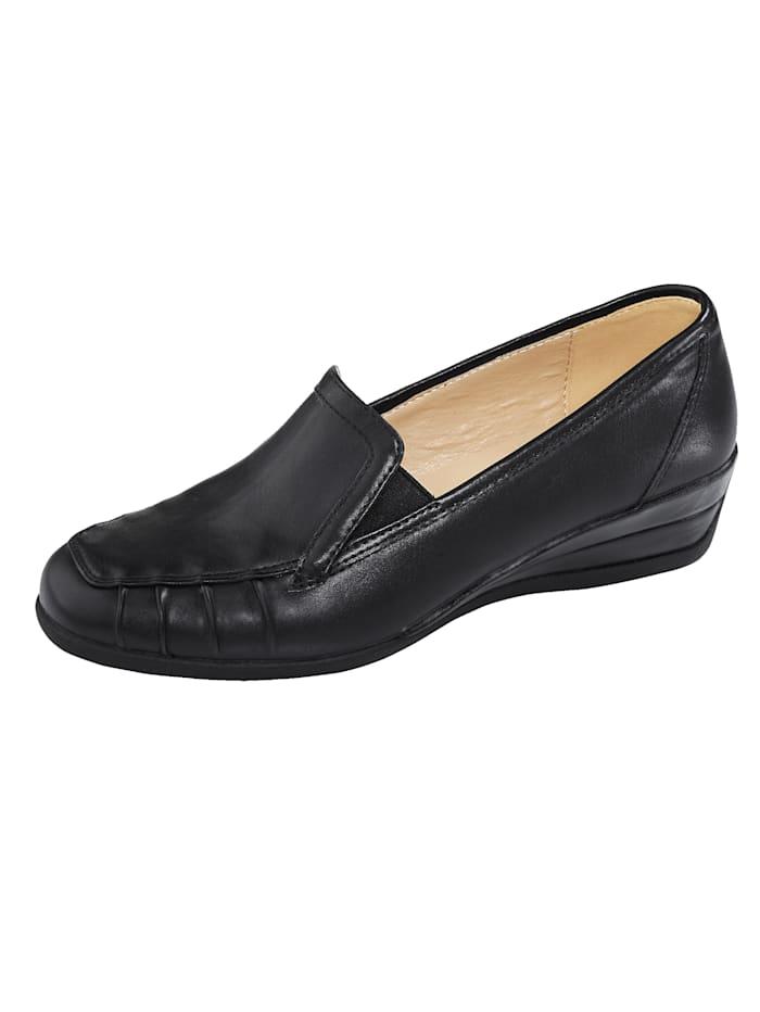 Julietta Klittenbandschoen, Zwart