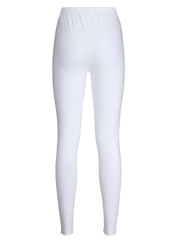 Leggings in modernem Punktdessin