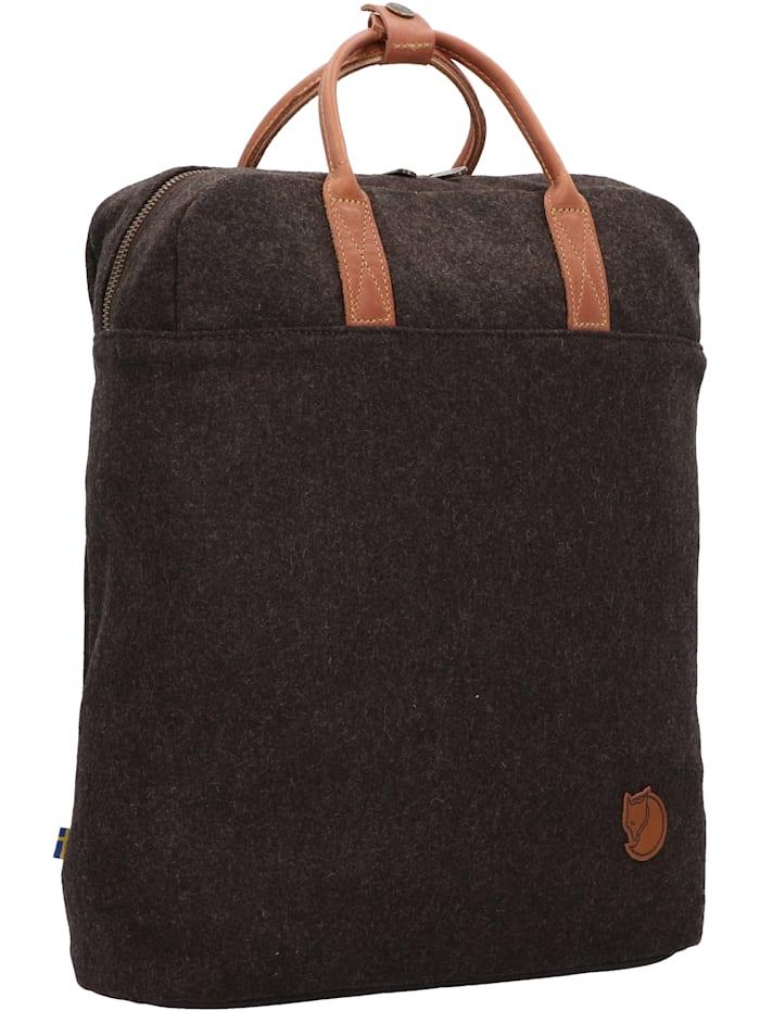 Fjällräven Norrvage Rucksack 39 cm Laptopfach, brown